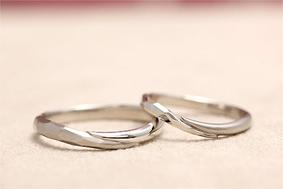 人気の結婚指輪★アレンジ第三弾