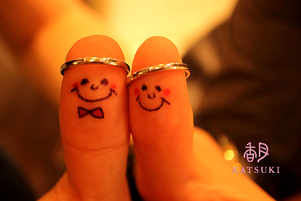 大感激の結婚指輪お渡し☆プラチナの髪飾り