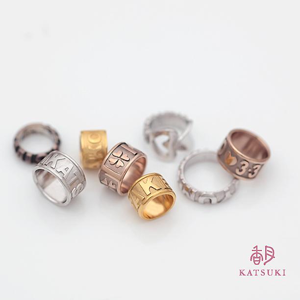 KATSUKIオリジナル【ベビーリング】