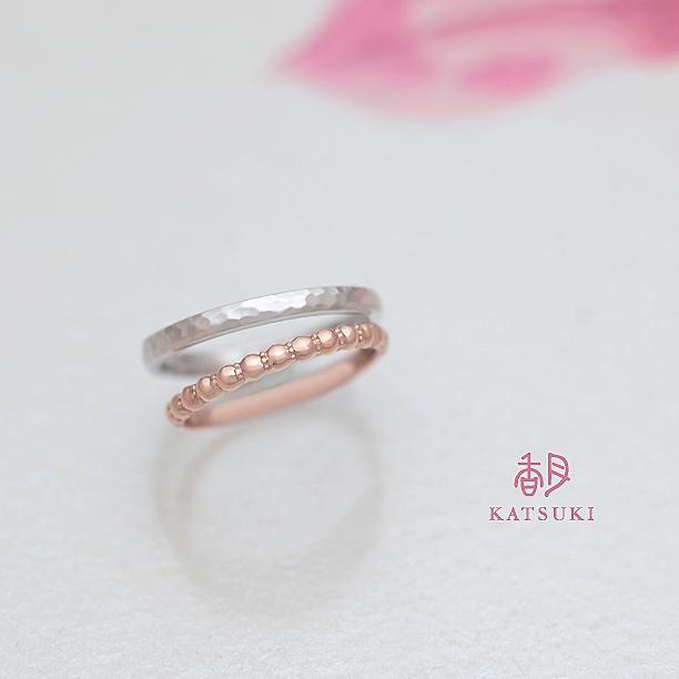 2019.5.1ご入籍のおふたりの結婚指輪