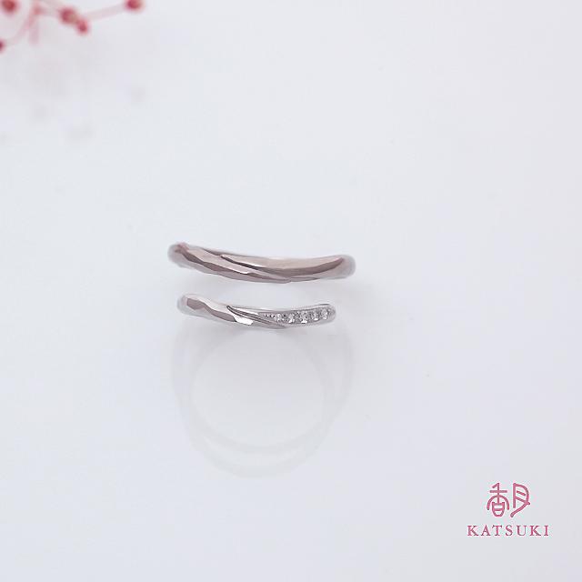 人気【メテオール】シリーズの結婚指輪