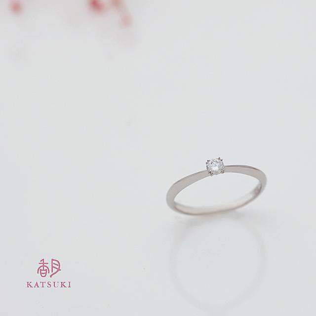 サプライズの婚約指輪【シャンス】