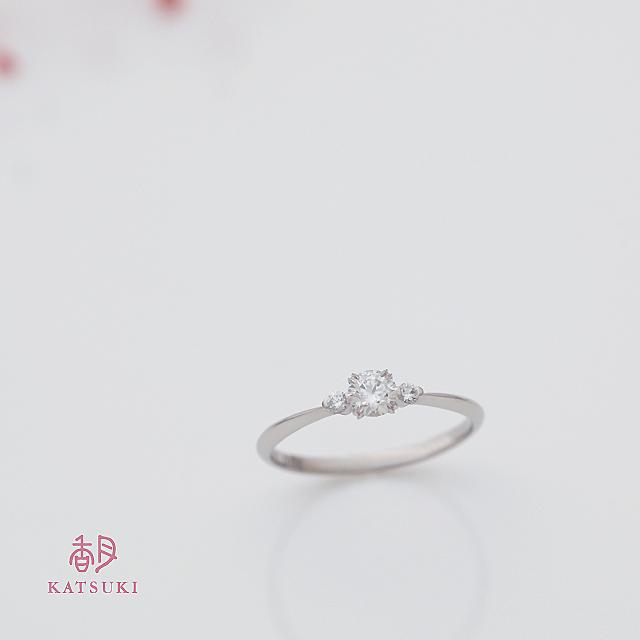 サプライズの婚約指輪【シャンス・ルフレ】