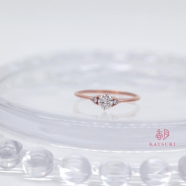 婚約指輪2020新作【ジャドール】