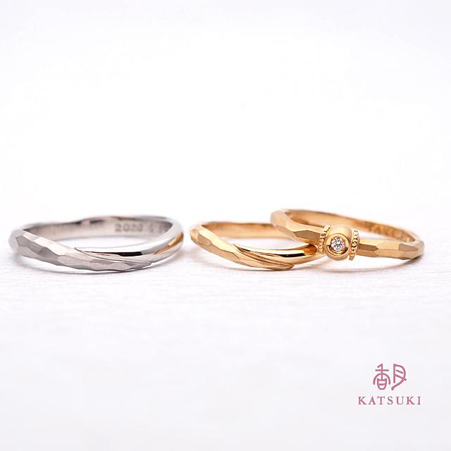 婚約指輪【ミール】&結婚指輪【メテオール】