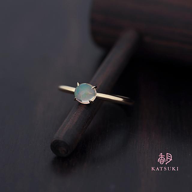 譲り受けられた指輪を普段づかいの指輪へ<リフォーム>