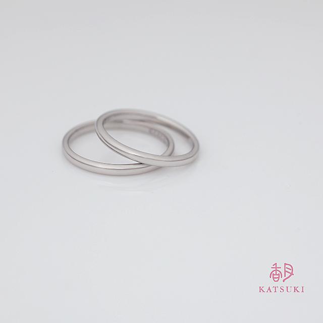 王道シンプルの結婚指輪【プルーヴ】