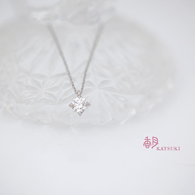 15周年記念のダイヤモンドネックレス【リュウール】