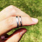 人気の結婚指輪【リュンヌ】